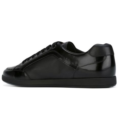 Prada Ayakkabı Panelled Siyah #Prada #Ayakkabı #PradaAyakkabı #Erkek #PradaPanelled #Panelled