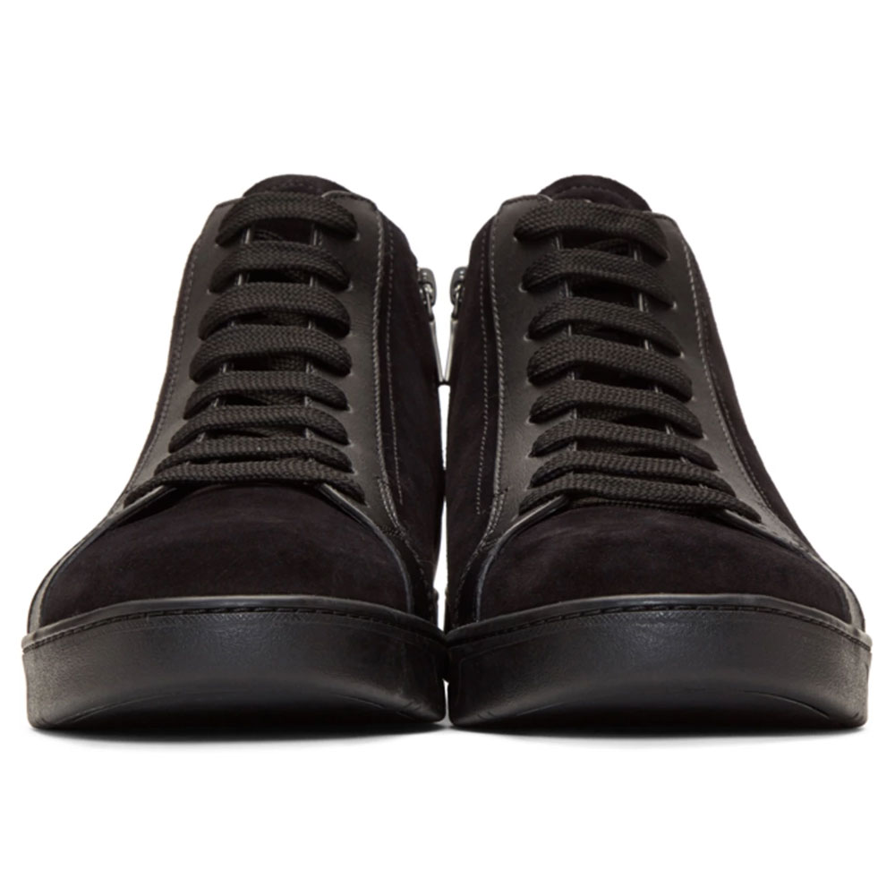 Prada Suede Ayakkabı Siyah - 6 #Prada #PradaSuede #Ayakkabı - 2