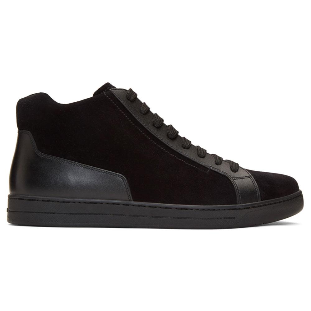 Prada Suede Ayakkabı Siyah - 6 #Prada #PradaSuede #Ayakkabı