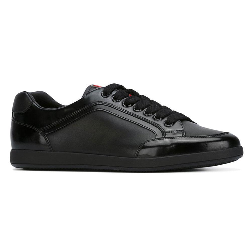 Prada Panelled Ayakkabı Siyah - 7 #Prada #PradaPanelled #Ayakkabı - 2