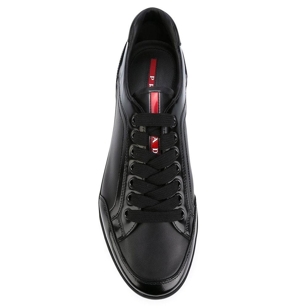 Prada Panelled Ayakkabı Siyah - 7 #Prada #PradaPanelled #Ayakkabı - 4