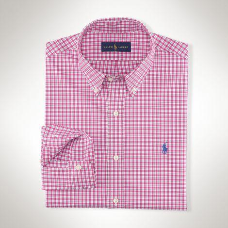 Ralph Lauren Gömlek Fuschia White #RalphLauren #Gömlek #RalphLaurenGömlek #Erkek #RalphLauren #