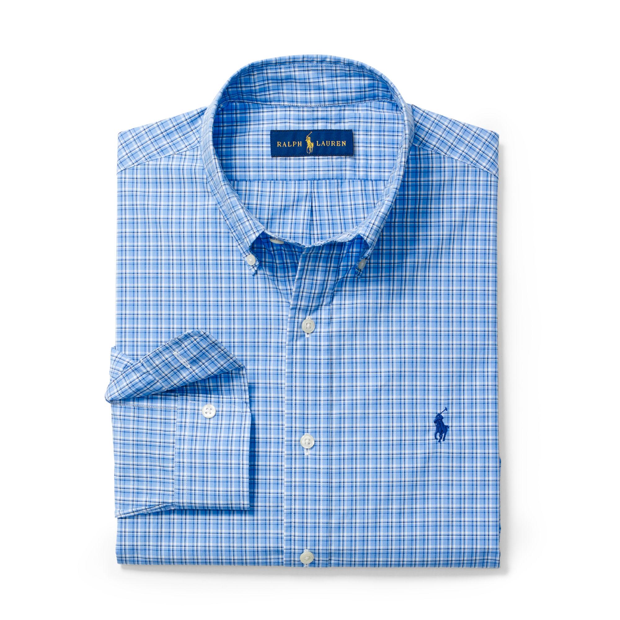 Ralph Lauren Gömlek Blue-White - 5 #   Maslak Outlet #RalphLauren #Gömlek