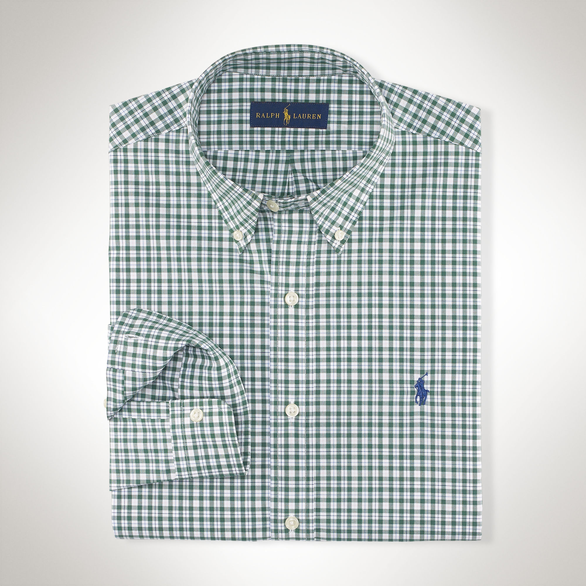 Ralph Lauren Gömlek Ivy-White - 4 #   Maslak Outlet #RalphLauren #Gömlek