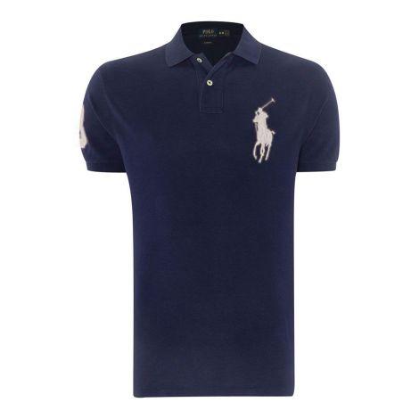 Ralph Lauren Tişört Polo Navy Blue #RalphLauren #Tişört #RalphLaurenTişört #Erkek #RalphLaurenPolo #Polo