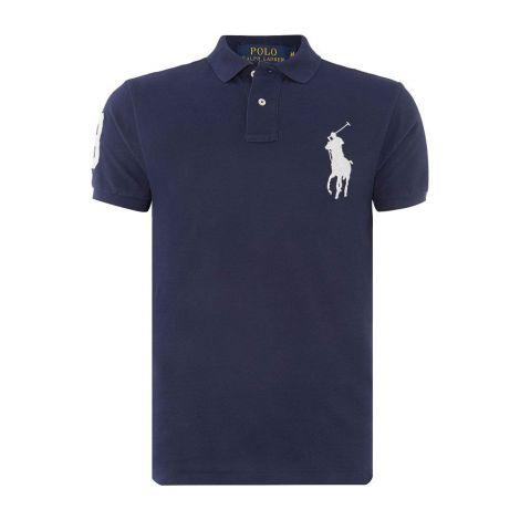 Ralph Lauren Tişört Polo Dark Navy #RalphLauren #Tişört #RalphLaurenTişört #Erkek #RalphLaurenPolo #Polo