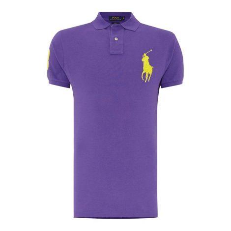 Ralph Lauren Tişört Polo Purple #RalphLauren #Tişört #RalphLaurenTişört #Erkek #RalphLaurenPolo #Polo