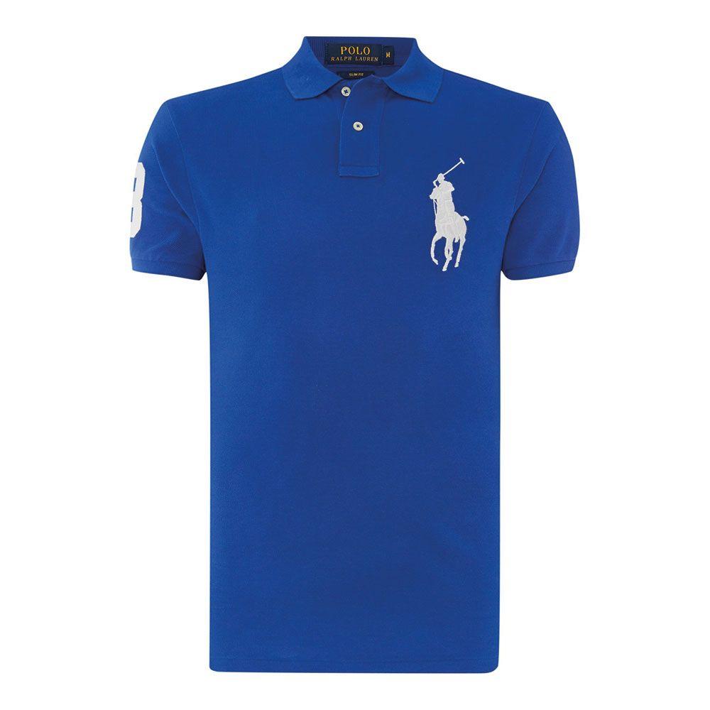 Ralph Lauren Polo Tişört Royal Blue - 17 #Ralph Lauren #RalphLaurenPolo #Tişört