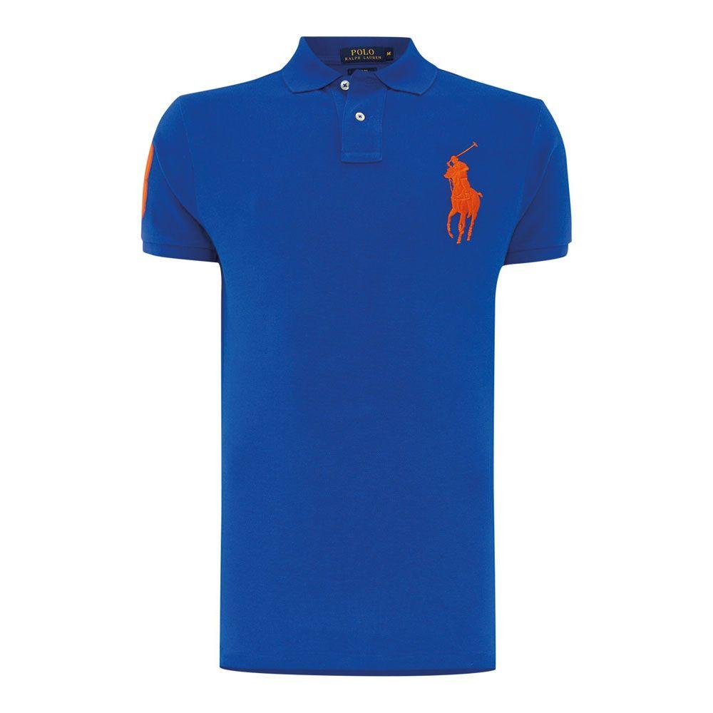 Ralph Lauren Polo Tişört Sapphire - 21 #Ralph Lauren #RalphLaurenPolo #Tişört