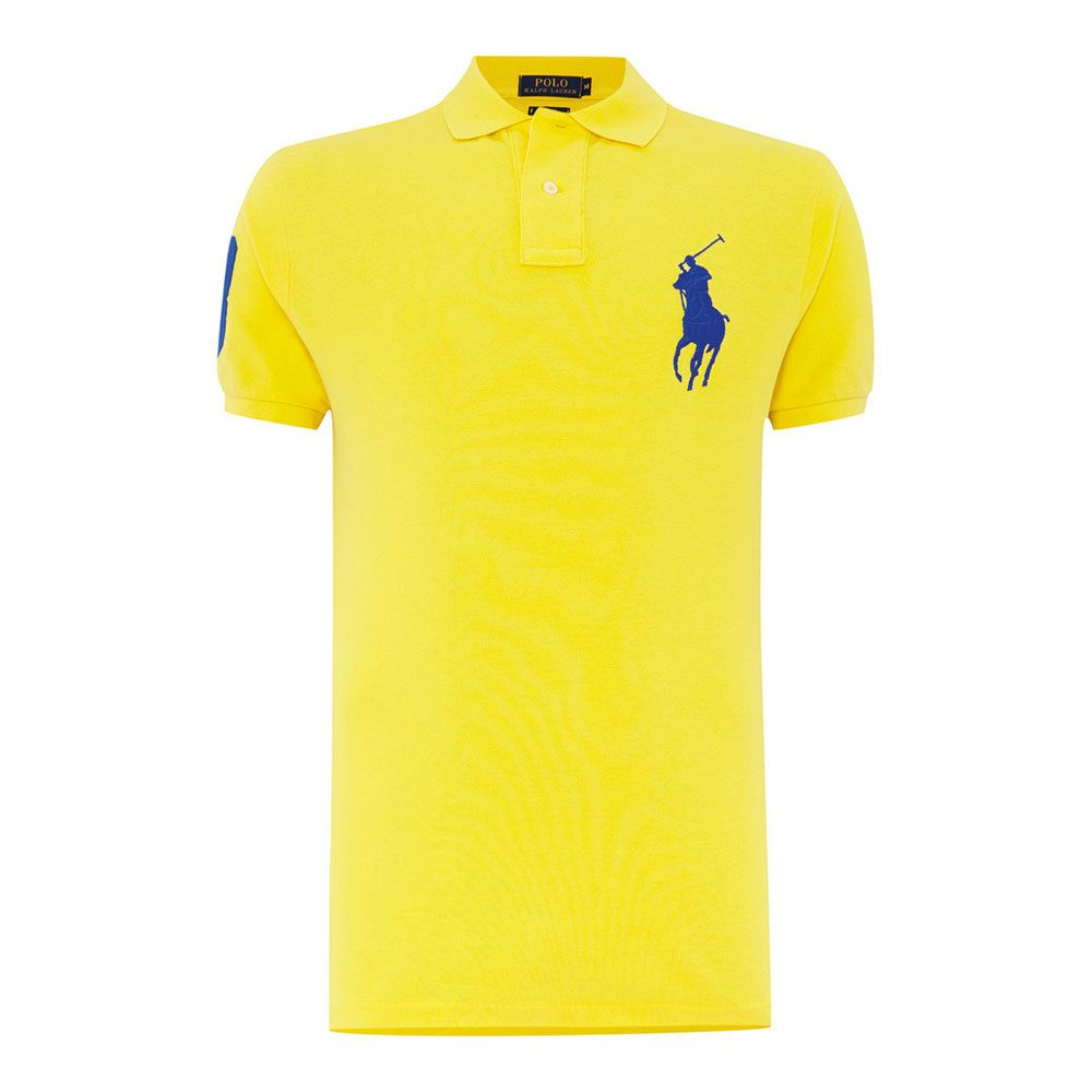 Ralph Lauren Polo Tişört Yellow - 23 #Ralph Lauren #RalphLaurenPolo #Tişört