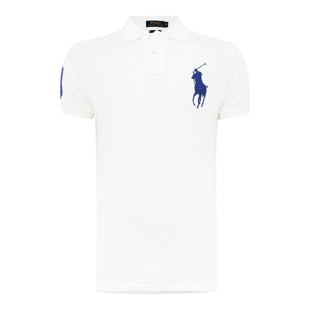 Ralph Lauren Polo Tişört White - 26 #Ralph Lauren #RalphLaurenPolo #Tişört