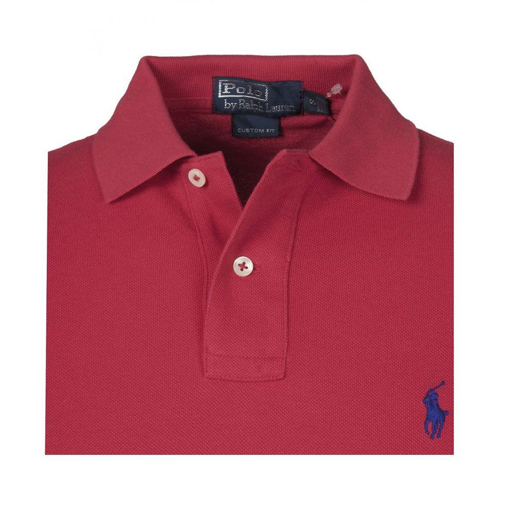 Ralph Lauren Polo Tişört Red - 4 #Ralph Lauren #RalphLaurenPolo #Tişört - 2
