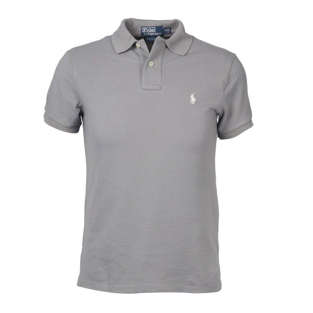 Ralph Lauren Polo Tişört Gray - 6 #Ralph Lauren #RalphLaurenPolo #Tişört