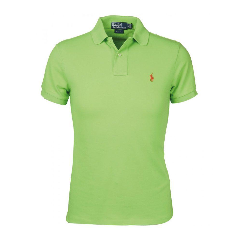 Ralph Lauren Polo Tişört Green - 7 #Ralph Lauren #RalphLaurenPolo #Tişört