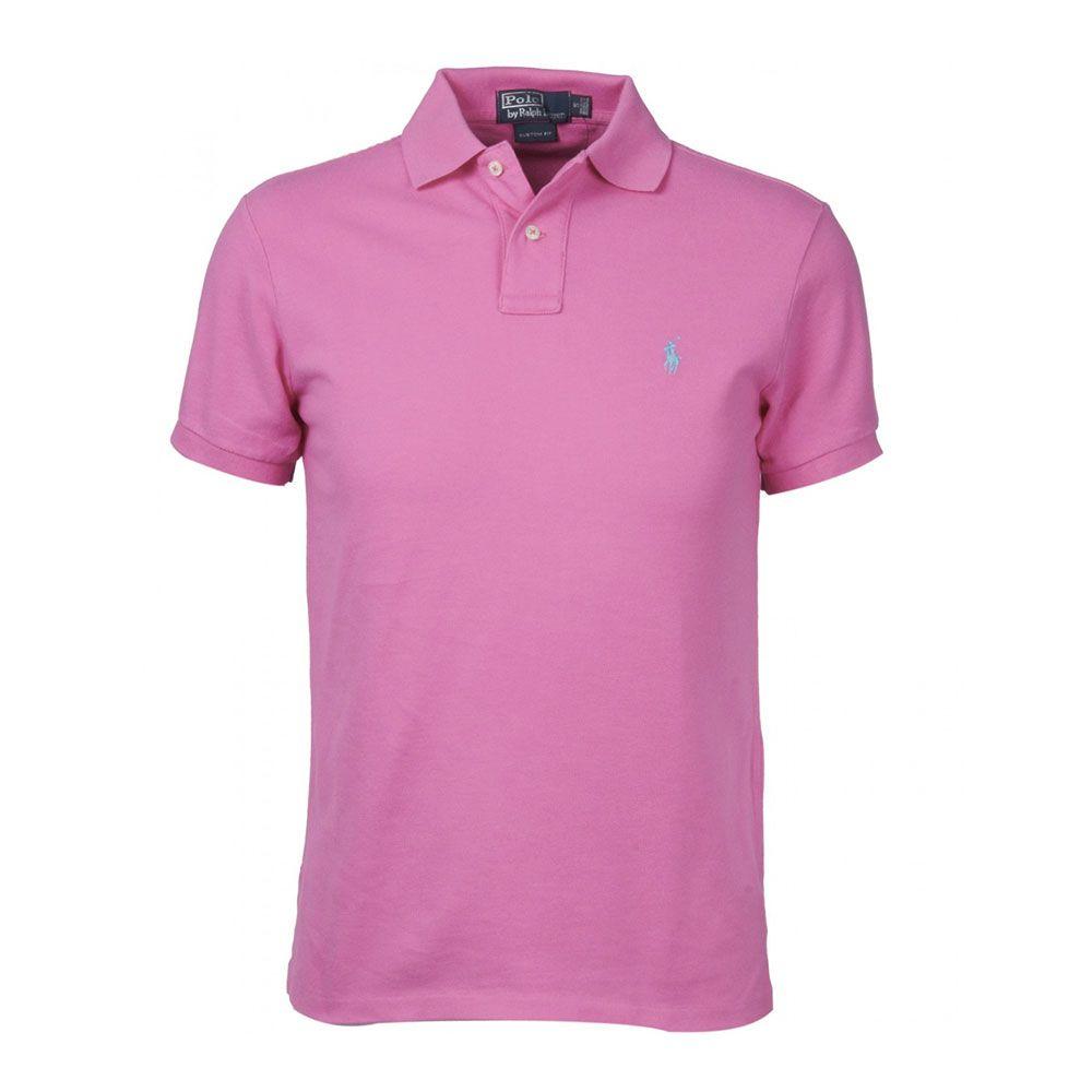 Ralph Lauren Polo Tişört Pink - 9 #Ralph Lauren #RalphLaurenPolo #Tişört
