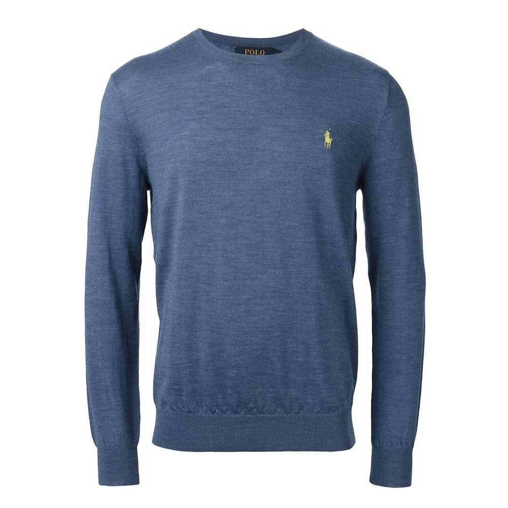 Ralph Lauren Polo Sweatshirt Mavi - 28 # | Maslak Outlet #RalphLaurenPolo #Sweatshirt