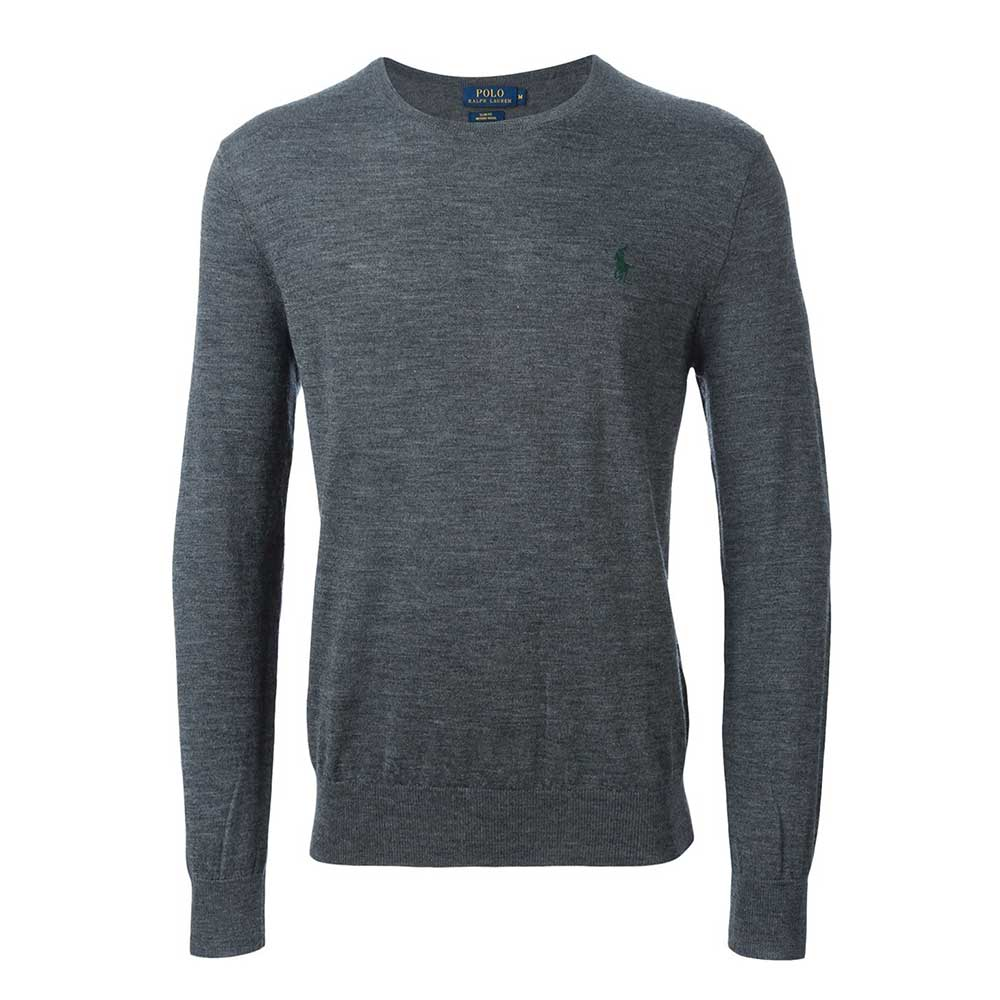 Ralph Lauren Polo Sweatshirt Gri - 41 # | Maslak Outlet #RalphLaurenPolo #Sweatshirt