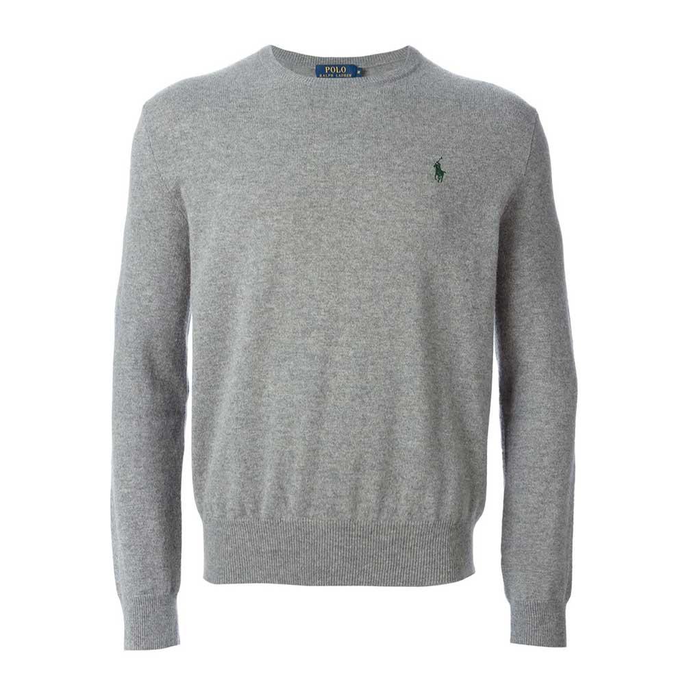 Ralph Lauren Polo Sweatshirt Gri - 29 # | Maslak Outlet #RalphLaurenPolo #Sweatshirt