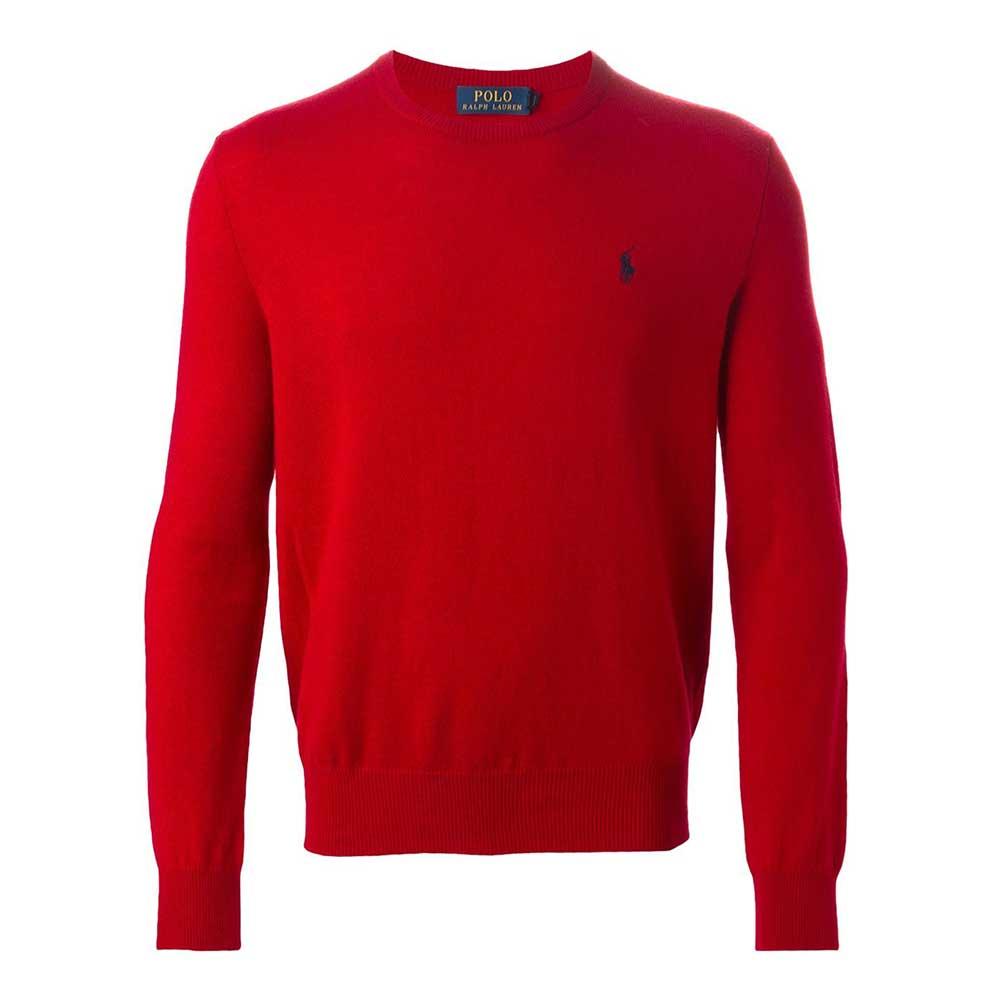 Ralph Lauren Polo Sweatshirt Kırmızı - 35 # | Maslak Outlet #RalphLaurenPolo #Sweatshirt