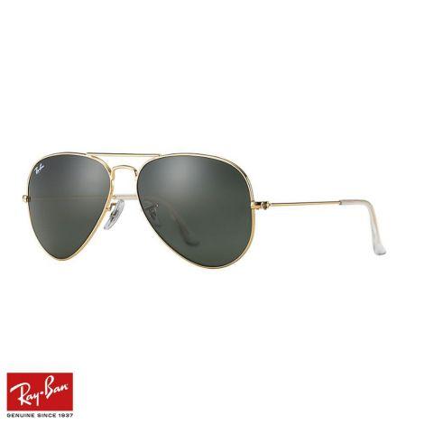 RayBan Gözlük Aviator Classic Yeşil Altın #RayBan #Gözlük #RayBanGözlük #Unisex #RayBanAviator Classic #Aviator Classic