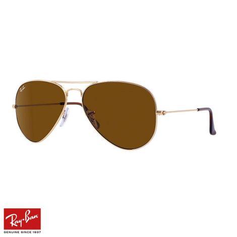 RayBan Gözlük Aviator Classic Kahverengi Altın #RayBan #Gözlük #RayBanGözlük #Unisex #RayBanAviator Classic #Aviator Classic