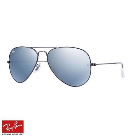 RayBan Gözlük Aviator Flash Mavi Gümüş #RayBan #Gözlük #RayBanGözlük #Unisex #RayBanAviator Flash #Aviator Flash