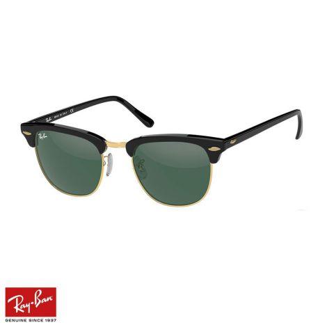 RayBan Gözlük Clubmaster Classic Yeşil Siyah #RayBan #Gözlük #RayBanGözlük #Unisex #RayBanClubmaster Classic #Clubmaster Classic