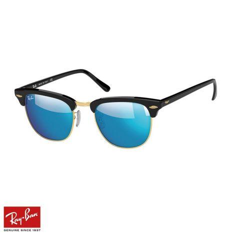 RayBan Gözlük Clubmaster Flash Mavi Siyah #RayBan #Gözlük #RayBanGözlük #Unisex #RayBanClubmaster Flash #Clubmaster Flash
