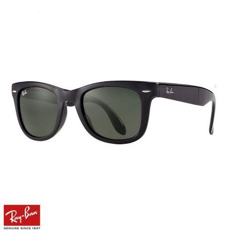 RayBan Gözlük Wayfarer Folding Yeşil Siyah #RayBan #Gözlük #RayBanGözlük #Unisex #RayBanWayfarer Folding #Wayfarer Folding