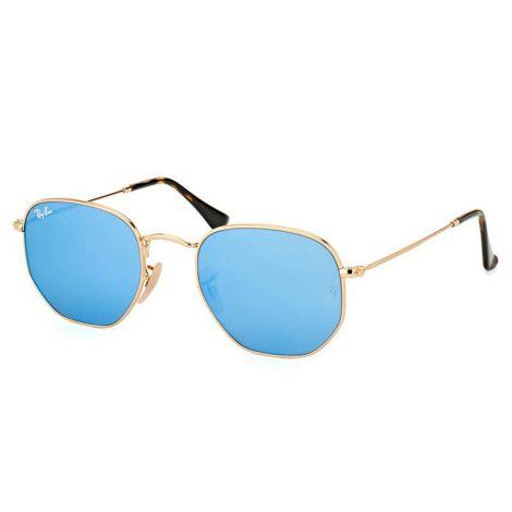 RayBan Gözlük Hexagonal Sarı Mavi #RayBan #Gözlük #RayBanGözlük #Unisex #RayBanHexagonal #Hexagonal