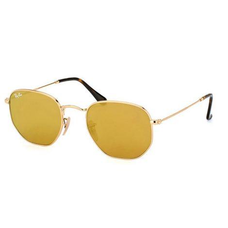 RayBan Gözlük Hexagonal Altın Sarı #RayBan #Gözlük #RayBanGözlük #Unisex #RayBanHexagonal #Hexagonal