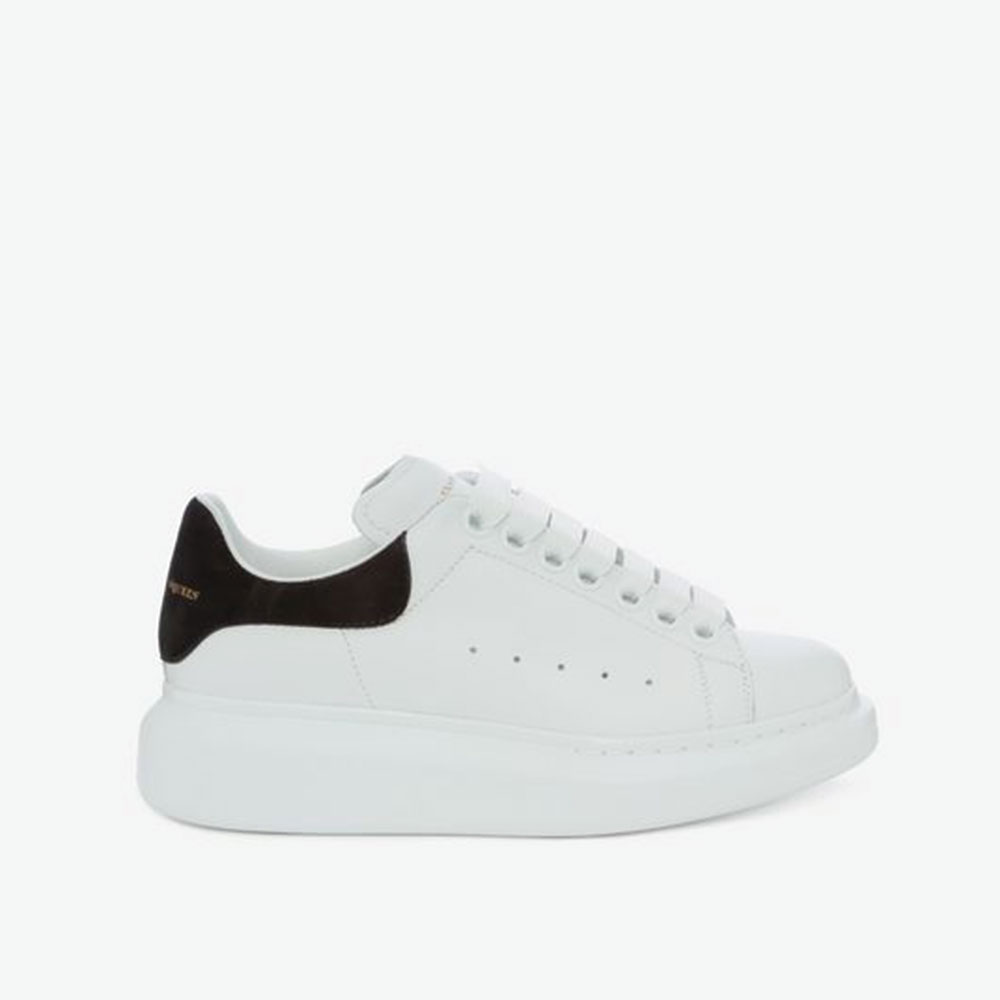 Alexander McQueen Oversized Ayakkabı Beyaz - 1 #Alexander McQueen #AlexanderMcQueenOversized #Ayakkabı
