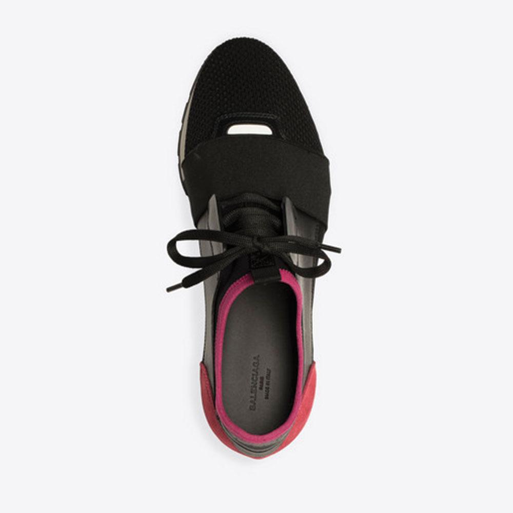Balenciaga Race Runner Ayakkabı Siyah - 110 #Balenciaga #BalenciagaRaceRunner #Ayakkabı - 4