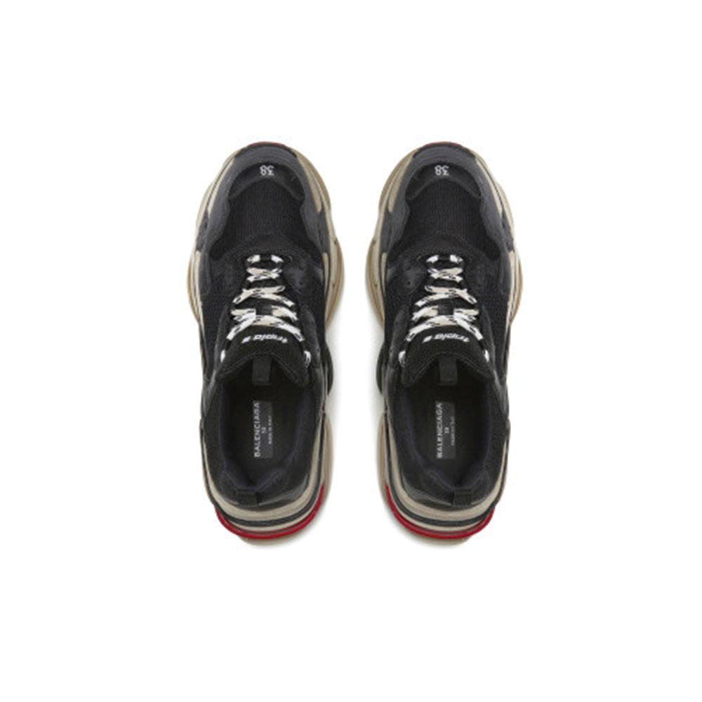 Balenciaga Triple S Trainer Ayakkabı Siyah - 27 #Balenciaga #BalenciagaTripleSTrainer #Ayakkabı - 2