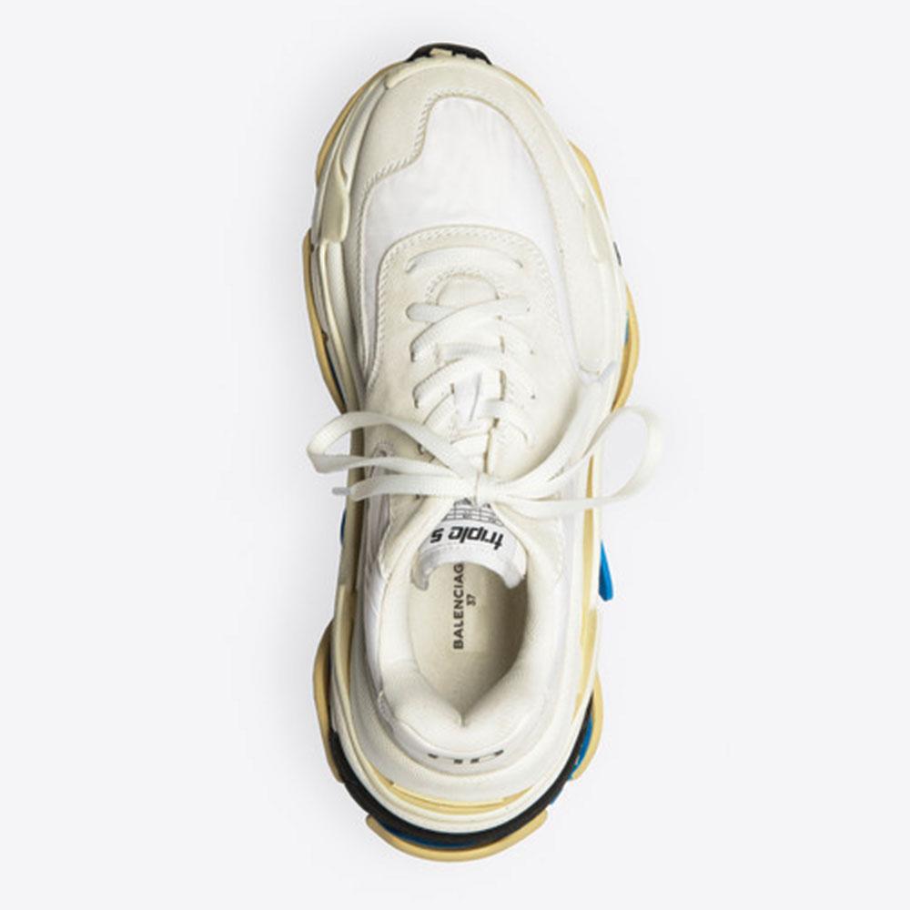 Balenciaga Triple S Trainer Ayakkabı Beyaz - 22 #Balenciaga #BalenciagaTripleSTrainer #Ayakkabı - 4