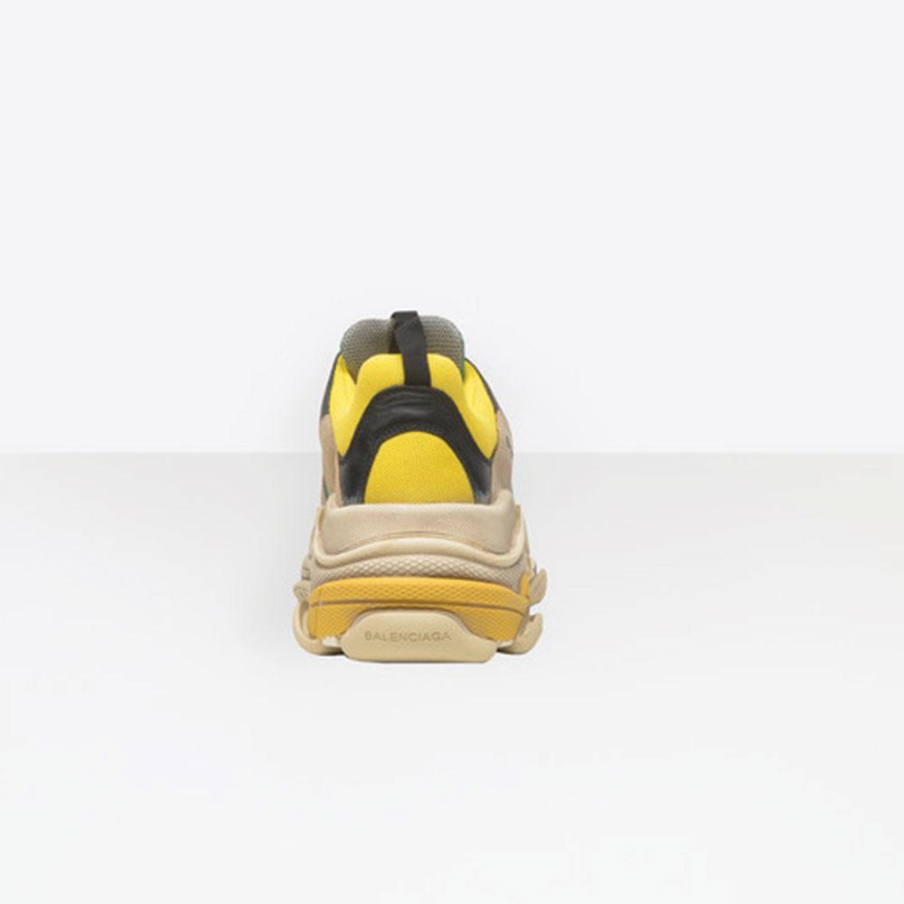 Balenciaga Triple S Trainer Ayakkabı Sarı - 25 #Balenciaga #BalenciagaTripleSTrainer #Ayakkabı - 2