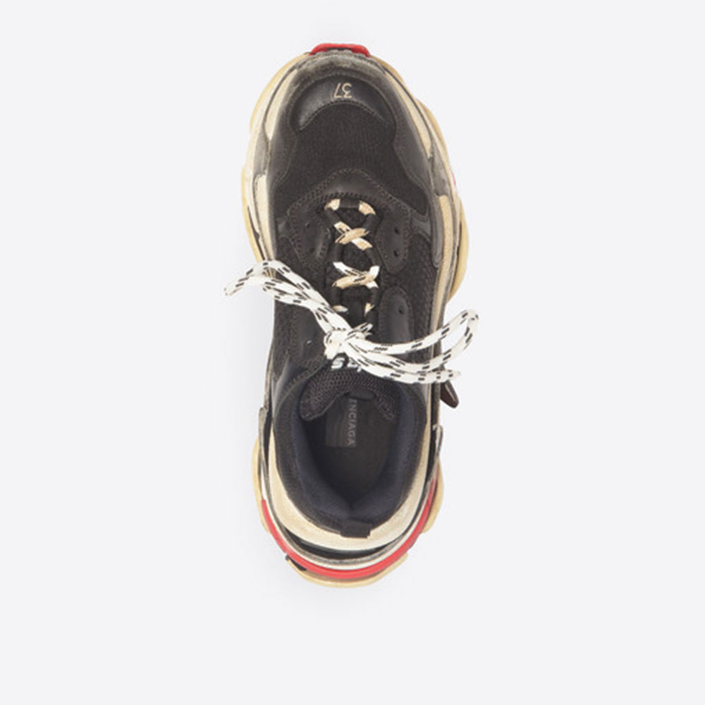 Balenciaga Triple S Trainer Ayakkabı Siyah - 23 #Balenciaga #BalenciagaTripleSTrainer #Ayakkabı - 4
