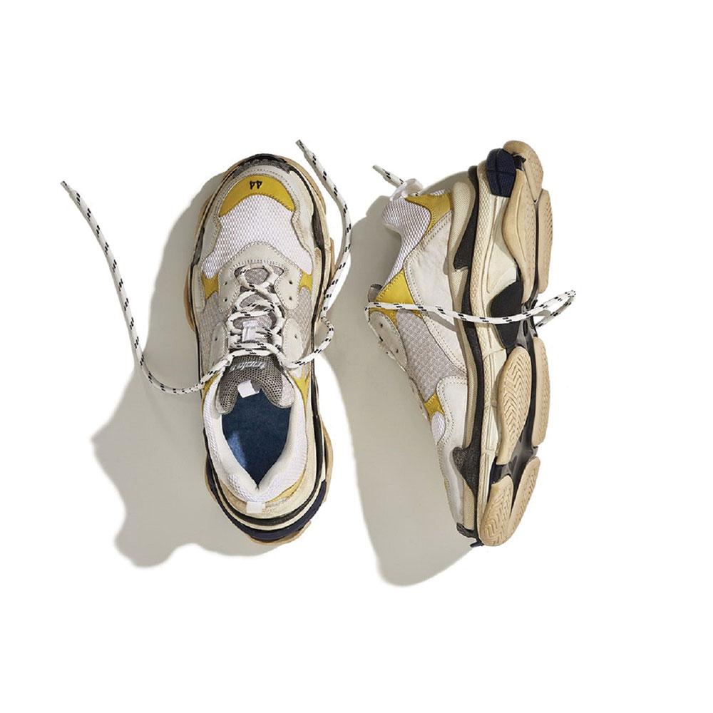 Balenciaga Triple S Trainer Ayakkabı Sarı - 28 #Balenciaga #BalenciagaTripleSTrainer #Ayakkabı - 2