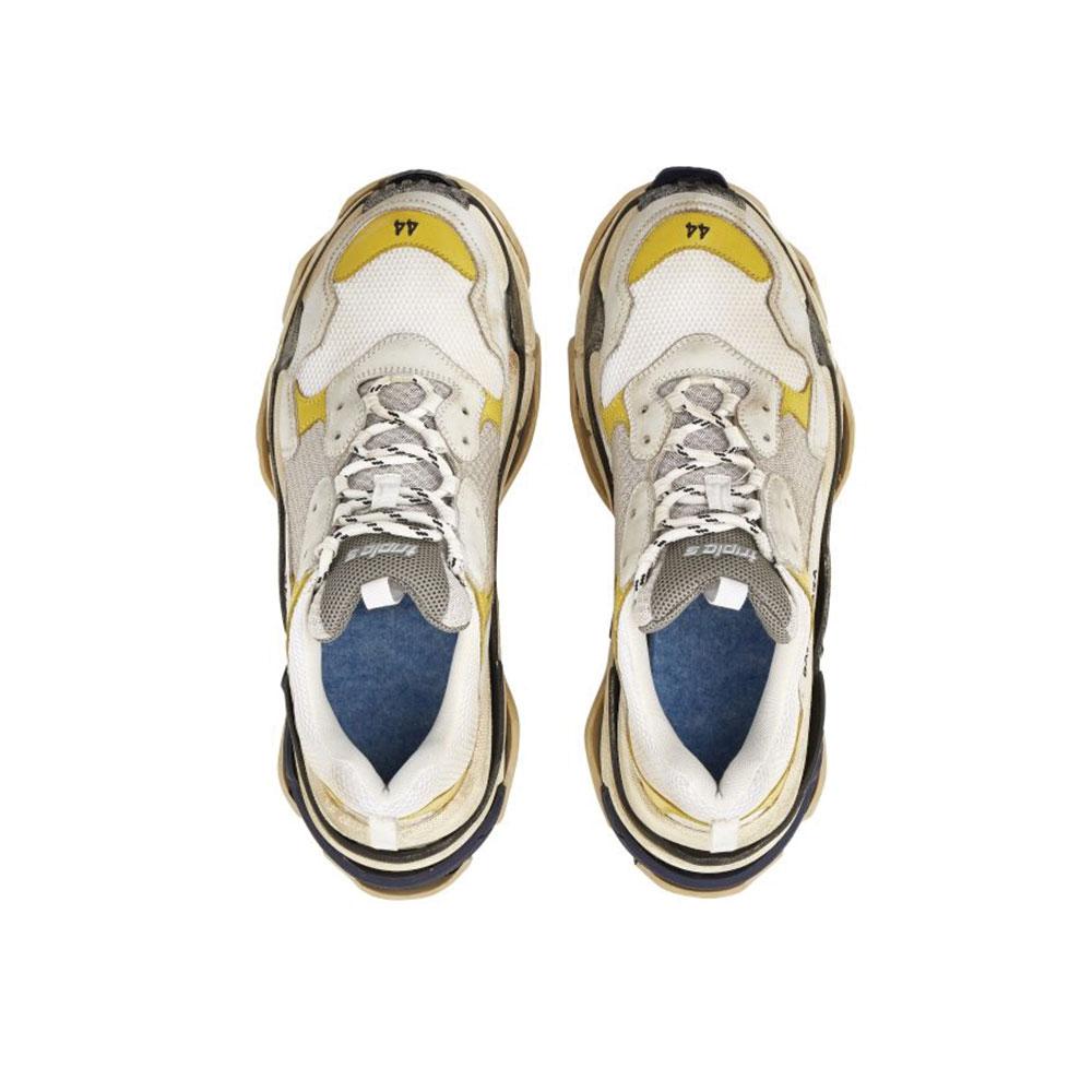 Balenciaga Triple S Trainer Ayakkabı Sarı - 28 #Balenciaga #BalenciagaTripleSTrainer #Ayakkabı - 4