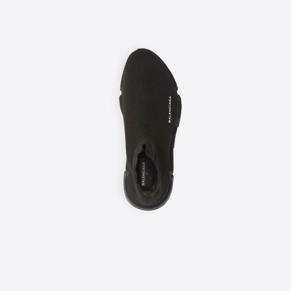Balenciaga Speed Trainers Ayakkabı Siyah - 119 #Balenciaga #BalenciagaSpeedTrainers #Ayakkabı - 4