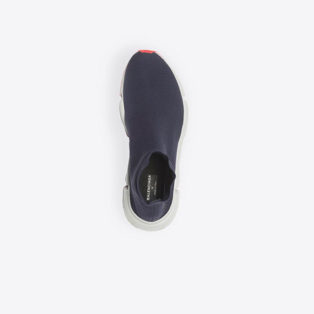 Balenciaga Speed Trainers Ayakkabı Mavi - 29 #Balenciaga #BalenciagaSpeedTrainers #Ayakkabı - 4