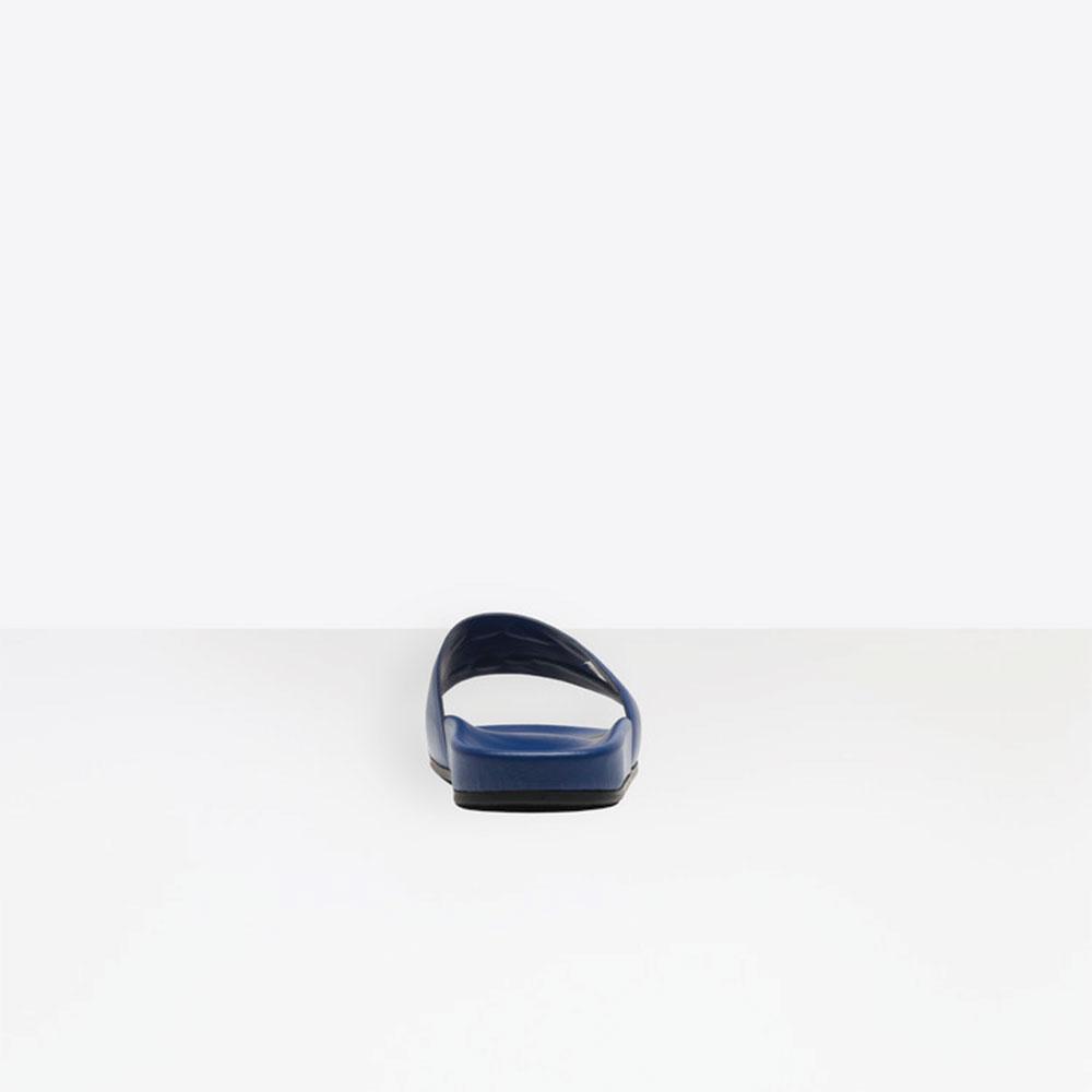 Balenciaga Piscine Terlik Mavi - 33 #Balenciaga #BalenciagaPiscine #Terlik - 2