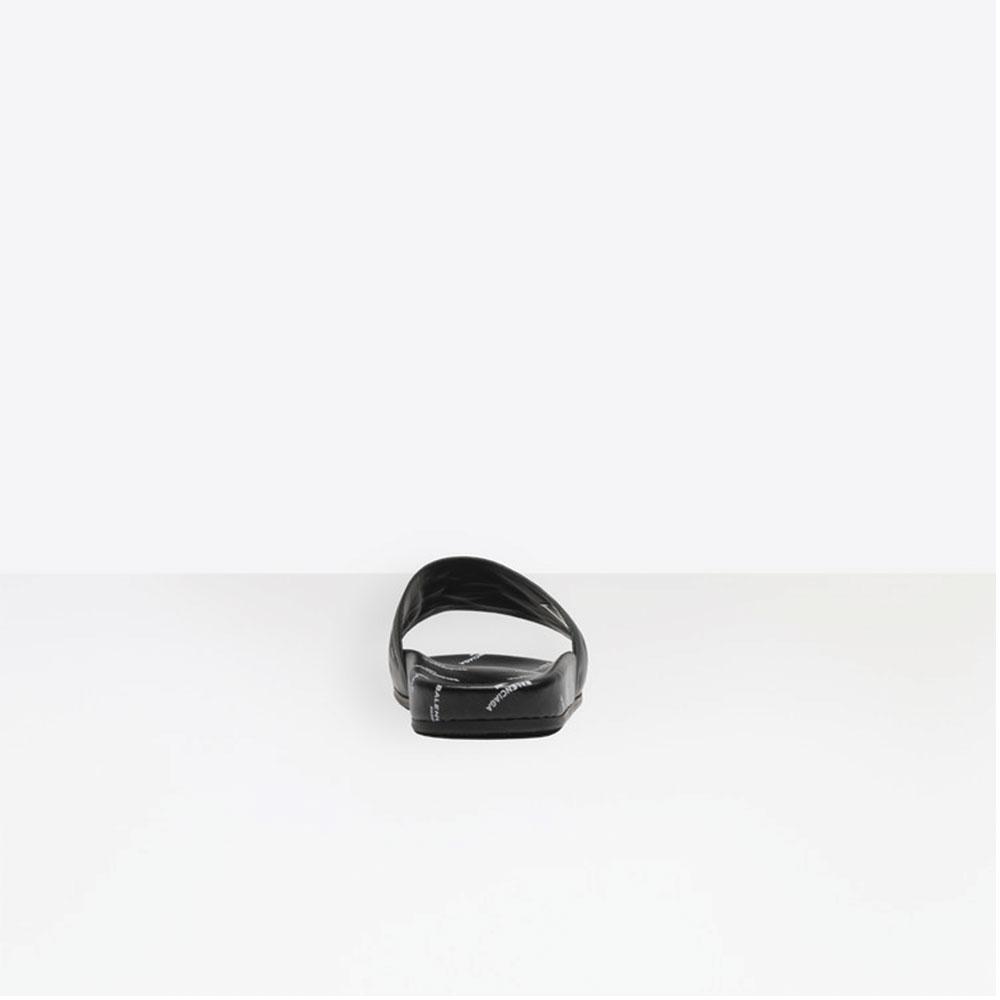 Balenciaga Piscine Terlik Siyah - 32 #Balenciaga #BalenciagaPiscine #Terlik - 2