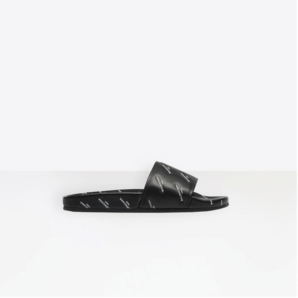 Balenciaga Piscine Terlik Siyah - 32 #Balenciaga #BalenciagaPiscine #Terlik