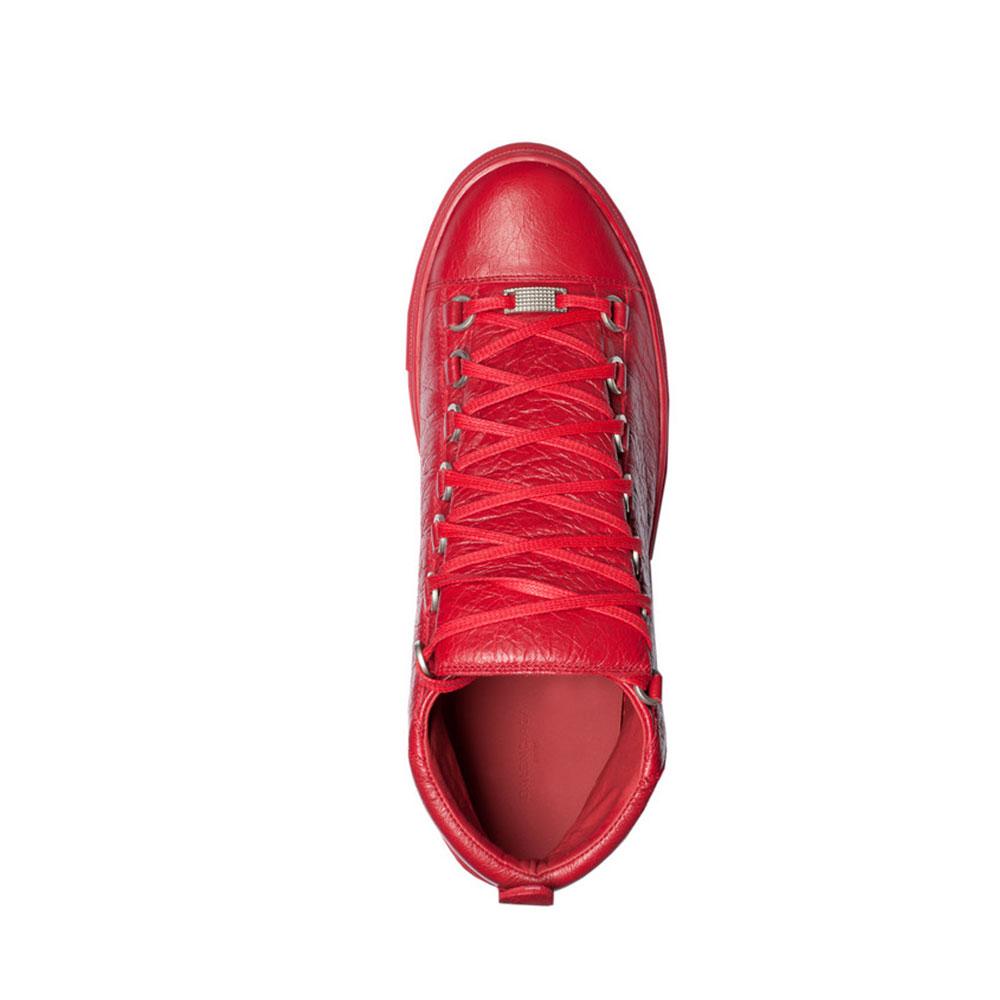 Balenciaga Sneakers Ayakkabı Red - 4 #Balenciaga #BalenciagaSneakers #Ayakkabı - 2