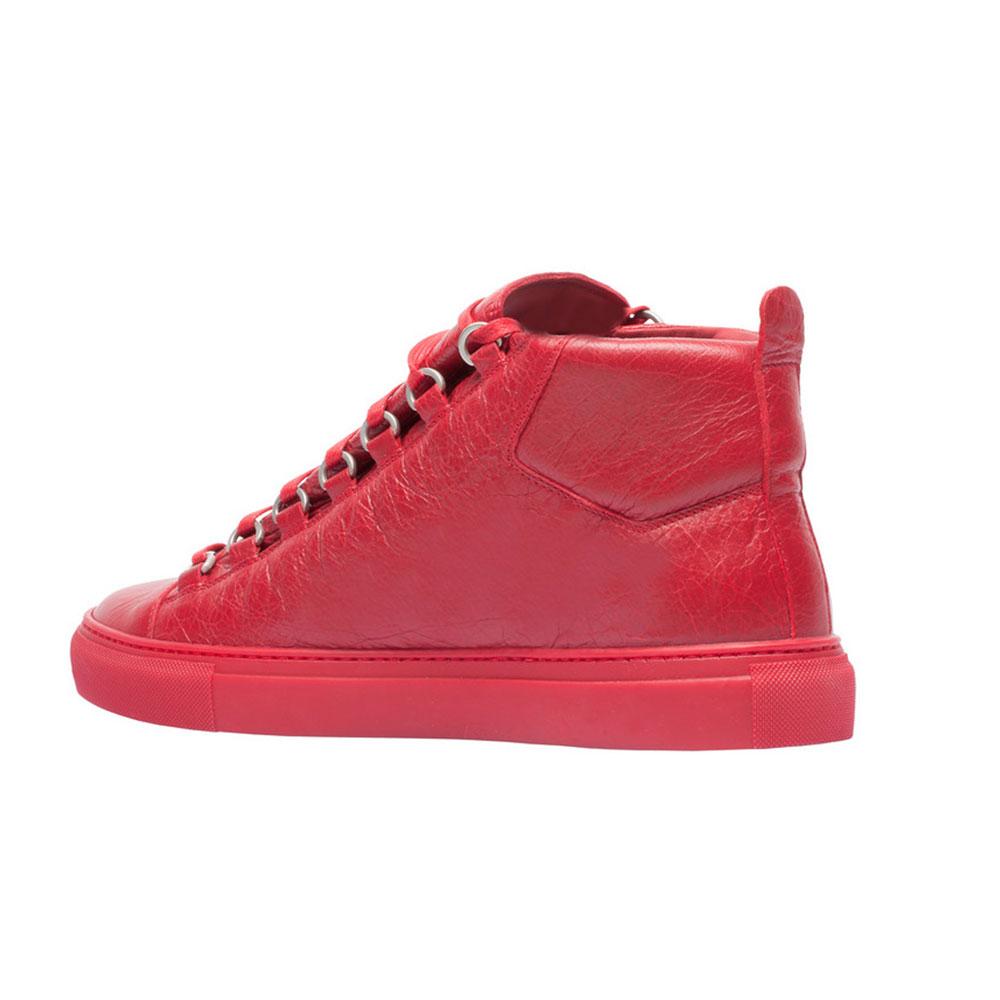 Balenciaga Sneakers Ayakkabı Red - 4 #Balenciaga #BalenciagaSneakers #Ayakkabı - 4