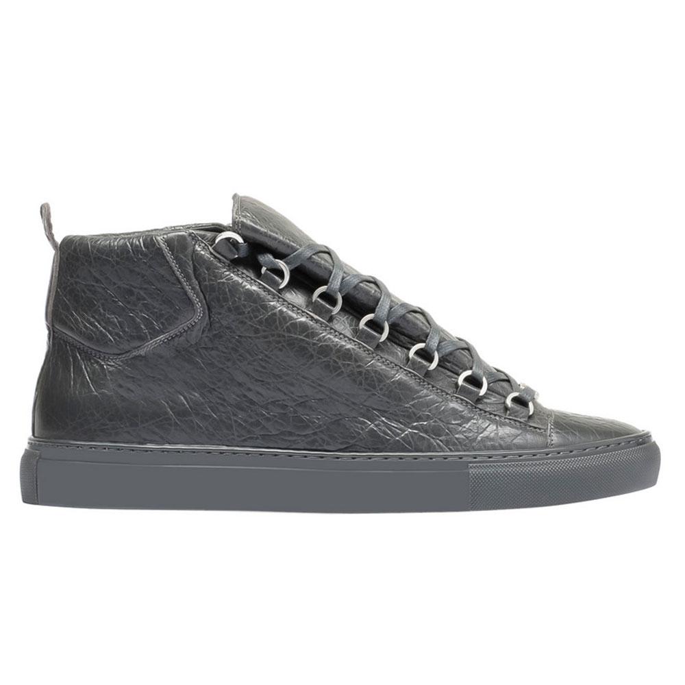 Balenciaga Sneakers Ayakkabı Grey - 6 #Balenciaga #BalenciagaSneakers #Ayakkabı