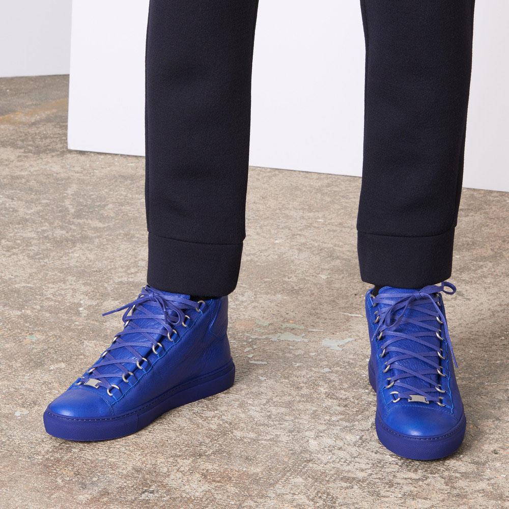 Balenciaga Sneakers Ayakkabı Blue - 1 #Balenciaga #BalenciagaSneakers #Ayakkabı - 4