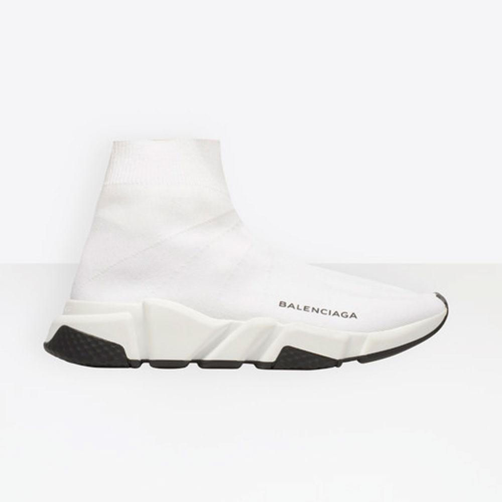 Balenciaga Speed Trainer Ayakkabı Beyaz - 100 #Balenciaga #BalenciagaSpeedTrainer #Ayakkabı