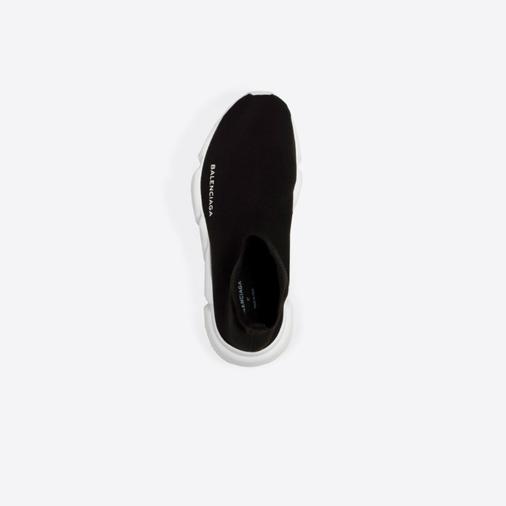 Balenciaga Speed Trainers Ayakkabı Siyah - 118 #Balenciaga #BalenciagaSpeedTrainers #Ayakkabı - 4